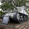 Sherman Tank - Romilly